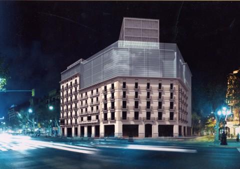 HOTEL PASSEIG DE GRÀCIA_amb mercè zazurca i IAD arqtectes